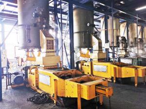 Screw Press Pabrik Sawit