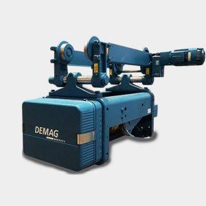 Sparepart Crane Demag Pabrik Sawit
