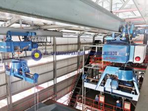 Mengenal Mesin Crane / Hoist di Pabrik Sawit