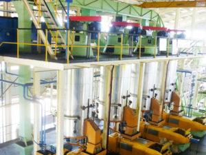 Mengenal Mesin Digester di Pabrik Kelapa Sawit