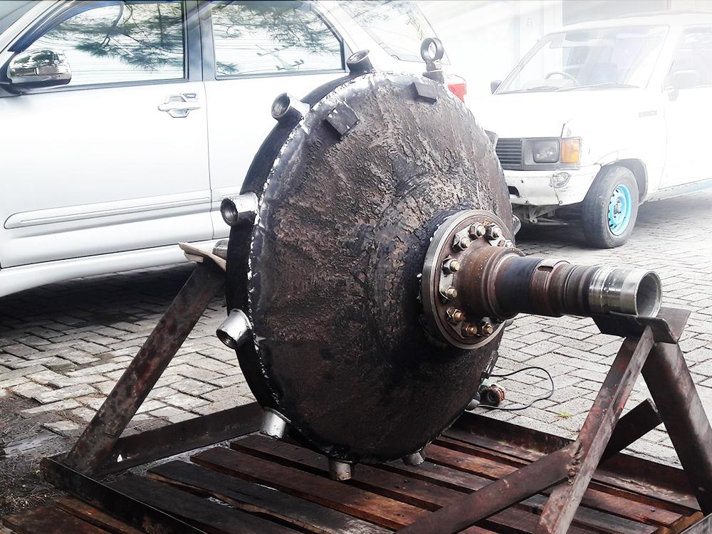 Mengulik Berbagai Komponen Sludge Centrifuge di Pabrik Kelapa Sawit