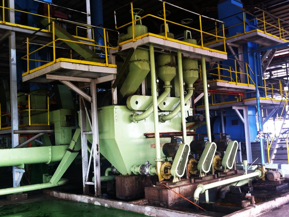 Sparepart Hydro Cyclone Di Pabrik Kelapa Sawit