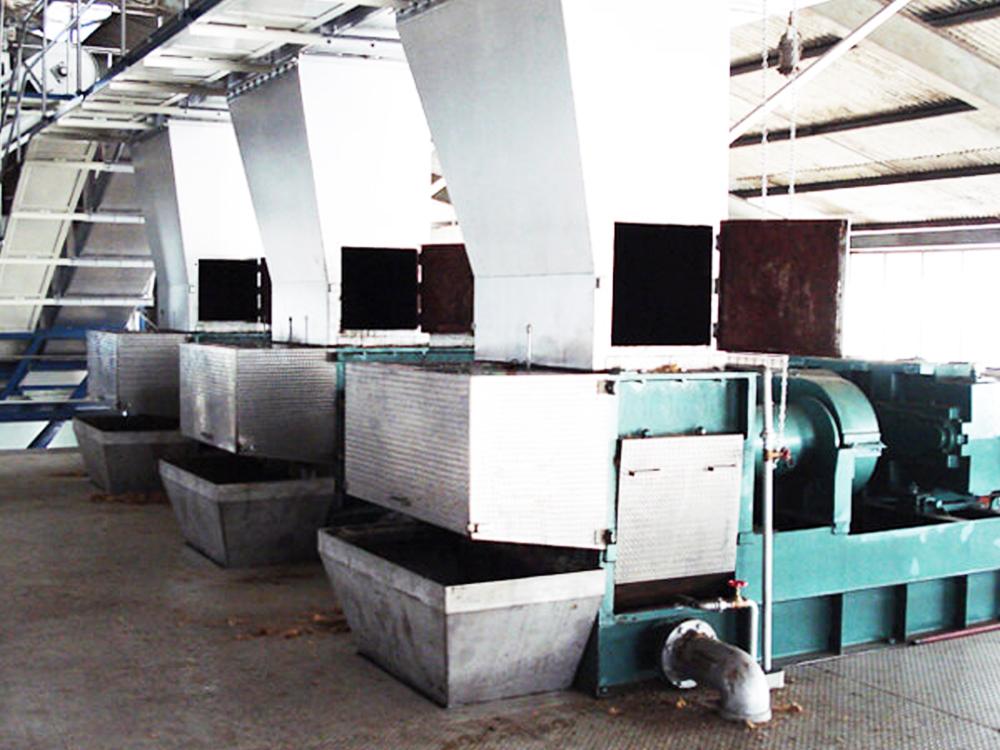 Sparepart Shredder atau Pencacah Tankos Di Pabrik Kelapa Sawit