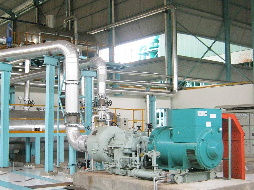 Jasa Instalasi Turbin Pabrik Sawit Di Indonesia